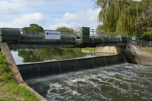 Offord Tilting Weir